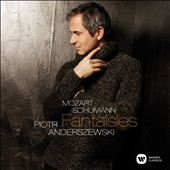 Mozart, Schumann: Fantaisies / Piotr Anderszewski, piano [CD & DVD Video]