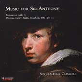 Music for Sir Anthony / Sesquialtera Consort
