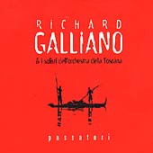 Passatori - Piazzolla, Galliano / Richard Galliano, et al