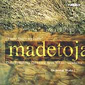 Madetoja: Orchestral Works Vol 1 / Arvo Volmer, Oulu SO