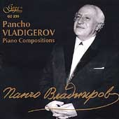 Vladigerov: Piano Compositions / Shtereva, Chomakova