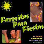 Various Artists: Favoritas Para Fiestas
