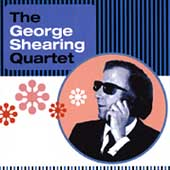 George Shearing: The George Shearing Quartet