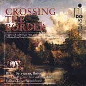 Reflections - Crossing the Border - British Flute Music