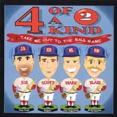 Four of a Kind Vol 2 - Take Me Out to the Ball Game / Alessi