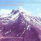 Schwarz conducts Strauss: An Alpine Symphony, Suite