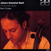 Bach: Cello Suites / Marc Coppey