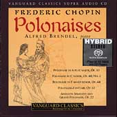 The Alfred Brendel Collection - Chopin: Polonaises