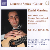 David Martinez - Guitar Recital