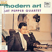 Art Pepper: Modern Art [Japan Bonus Tracks]