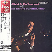 Kenny Burrell Trio/Kenny Burrell: Night At The Vanguard