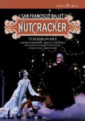 Tchaikovsky: Nutcracker / Martin West/San Francisco Ballet [DVD]