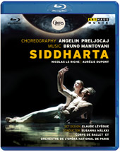 Mantovani: Siddharta / Malkki, Paris National Opera [Blu-Ray]
