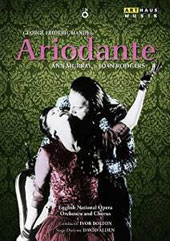 Handel: Ariodante, opera / Ann Murray, Joan Rodgers, Gwynne Howell et al.; English Nat'l Opera; Bolton [DVD]