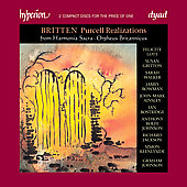 Britten: Purcell Realizations / Lott, Gritton, Walker, et al