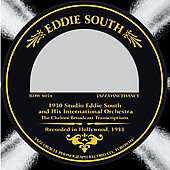 Eddie South: Recorded in Hollywood 1933 *