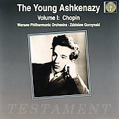 The Young Ashkenazy Vol 1 - Chopin