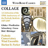 Collage - Glinka, Schoenberg, Sousa, et al / Parker, et al
