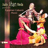 Judy Jihan Reda: Judy Jihan Reda Presents Egyptian Cabaret Music: Full Routines For Oriental Dance *