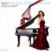 Bach: Well-Tempered Clavier / Angela Hewitt