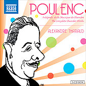 Poulenc: Complete Chamber Works / Tharaud, van Spaendonck