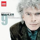 Mahler: Symphony no 9 / Rattle, Berliner Philharmoniker