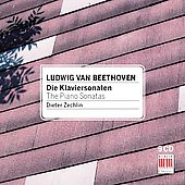 Beethoven: Piano Sonatas / Dieter Zechlin