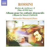 Rossini: Complete Piano Music Vol 2 / Marangoni