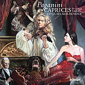 Paganini: Caprices for Solo Violin / Tanja Becker-Bender