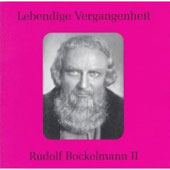 Lebendige Vergangenheit - Rudolf Bockelmann 2