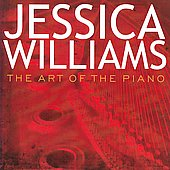 Jessica Williams (Piano): The Art of the Piano