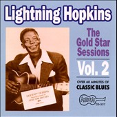 Lightnin' Hopkins: Gold Star Sessions, Vol. 2