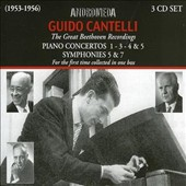 Guido Cantelli: The Great Beethoven Recordings