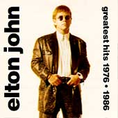 Elton John: Greatest Hits 1976-1986 [Remaster]