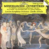 Mendelssohn: Ouvertures / Abbado, London SO