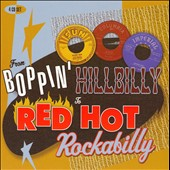 Various Artists: From Boppin Hillbilly to Red Hot Rockabilly