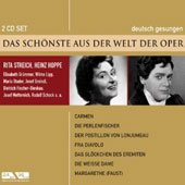 A Light from the World of Opera: Carmen, Die Perlenfischer, Etc. / Rita Streich, Heinz Hoppe
