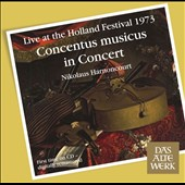 Live at the Holland Festival June 1973 / Nikolaus Harnoncourt