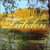 I Will - Tahdon: Finnish Wedding Music by Merikanto, Kuula, Melartin, Linjama, Kokkonen, Almila / Jan Lehtola, organ