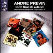 André Previn (Conductor/Piano): Eight Classic Albums [Box]