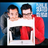 Micah Sherman/Myq Kaplan: Please Be Seated [Digipak]