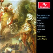 Louis-Nicolas Clerambault: Music from Aston Magna - Orphee, cantata; Harpsichord Suite in C Minor et al. / Dominique Labelle, soprano