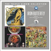 Iron Butterfly: Triple Album Collection