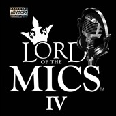 Various Artists: Lord of The Mics, Vol. 4 [PA]