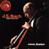 Bach: Six Cello Suites / János Starker