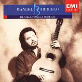 Manuel Barrueco - De Falla, Ponce & Rodrigo