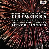 Handel: Music for the Royal Fireworks (1749) / Pinnock
