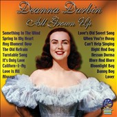 Deanna Durbin: All Grown Up