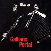Richard Galliano: Blow Up