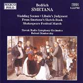 Smetana: Wedding Scenes, etc / Robert Stankovsky, Slovak RSO